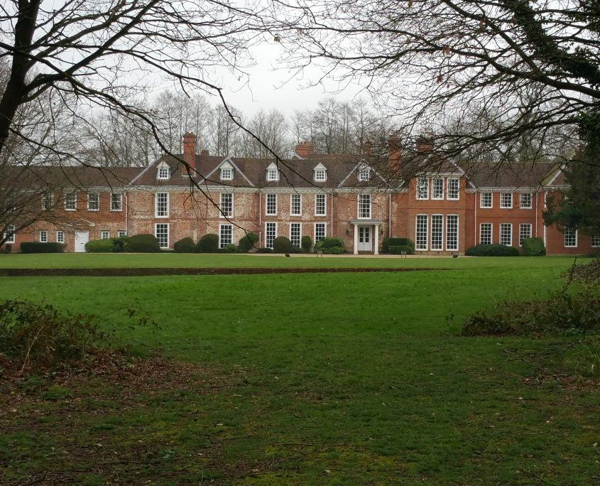 Yateley Hall by Gordon Young