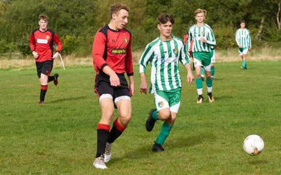 Yateley United match, by Dave Gershkoff